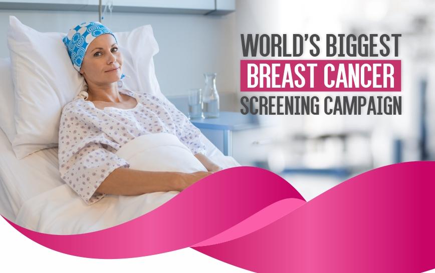 Breast Cancer Screening Campaign